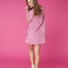 Sukienka trapezowa Dotsy - Pitaja na pikniku